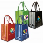 China Custom Recycled PET Tote Bags