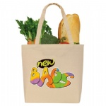 China Custom Cotton Grocery Bag