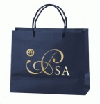 China Custom Eco Matte Shopping Bags