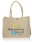 China Customized Promotional Jute Tote Bags